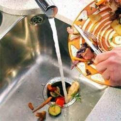 Установка утилизатор пищевых отходов. Осинниковские сантехники.