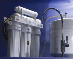 Установка фильтра очистки воды в Осинниках