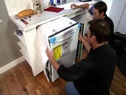 Установка посудомоечной машины в Осинниках