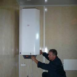 Установка водонагревателя в Осинниках. Монтаж и замена бойлера г.Осинники.