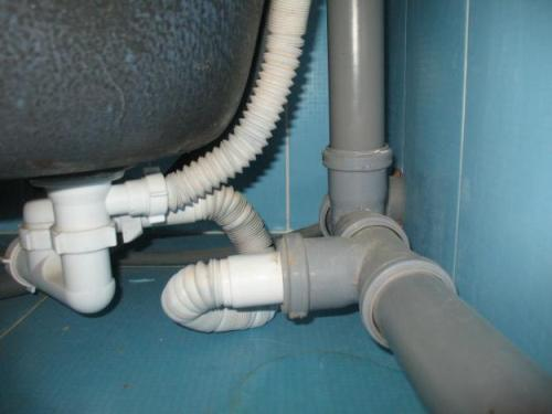 Монтаж и замена канализации в Осинниках. Установка канализации г.Осинники.
